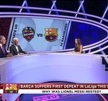 The XTRA: Why Was Messi Rested In Loss To Levante?