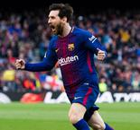 Messi's 600th goal opens up eight-point gap
