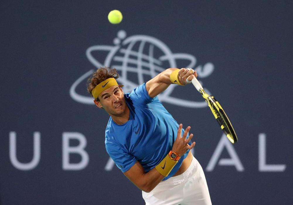 Djokovic Equals Nadal's Mubadala Title Wins