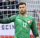 Boruc bows out in dour Warsaw draw