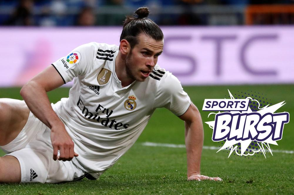 A Tiger Woods-inspired Gareth Bale looks to avoid becoming a Real Madrid bunker shot in the summer transfer marketon today's Sports Burst, April 15, 2019 | beIN SPORTS USA