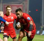 Vunipola's Saracens return ends in Sale defeat