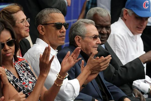 Rays win historic exhibition vs. Cuba in Havana in front of President Obama
