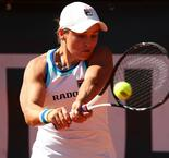 Barty withdraws as rain ends play in Strasbourg