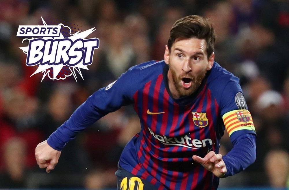 Lionel Messi leads Barcelona in aclutch week that could see the Catalans continued their Spanish top-flight dominance - Sports Burst, April 23, 2019| beIN SPORTS USA