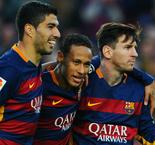 Messi, Suarez and Neymar world's best - Coutinho