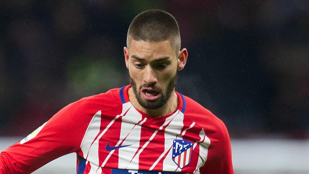 d91be632b02 Carrasco Out Of Atleti Squad As Transfer Rumors Continue