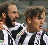 Allegri considers unleashing Higuain, Dybala and Costa on Tottenham