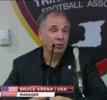 "Bruce Arena: USMNT Have No Excuses - ""We Failed Today."""