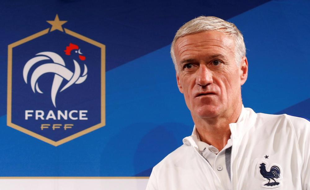 Didier Deschamps re-signs to stay at France helm through 2020