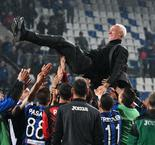 Atalanta books Champions League debut