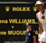 Muguruza into world's top 10 after Wimbledon run