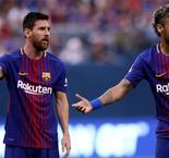 Messi: Neymar to Madrid would be terrible