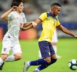 Ecuador And Japan Eliminated After Copa America Draw