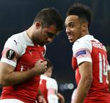 Arsenal turns it around to reach round of 16