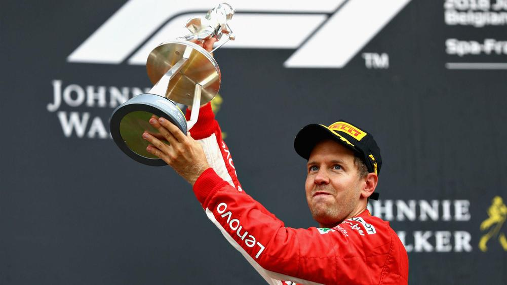 Italian Grand Prix Preview: Vettel continues pursuit of Hamilton in Monza