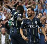 EPL:Arsenal 0 Manchester City 2