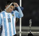 Messi Lashes Out at Argentina Critics