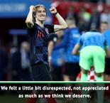 England underestimating Croatia gave us motivation - Modric