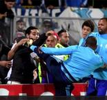 Evra banned for season, sacked by Marseille