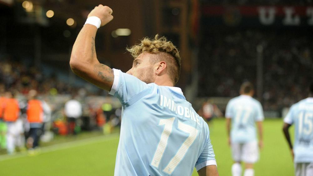 Immobile removes Juventus's immovable home record