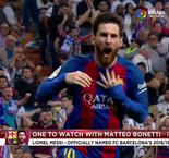 The XTRA Ones To Watch: Captain Messi, Lyon, PSG vs. Caen