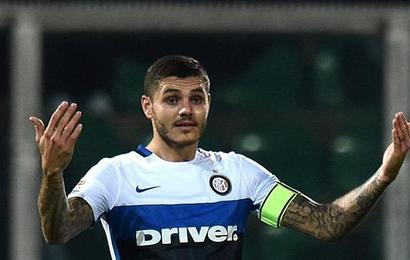Inter not favorites for Scudetto - Bailey