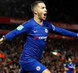 Lampard Hopes 'World's Best' Hazard Wants A Rest In EFL Cup Against Derby County