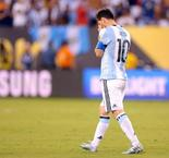 Messi prend sa retraite internationale