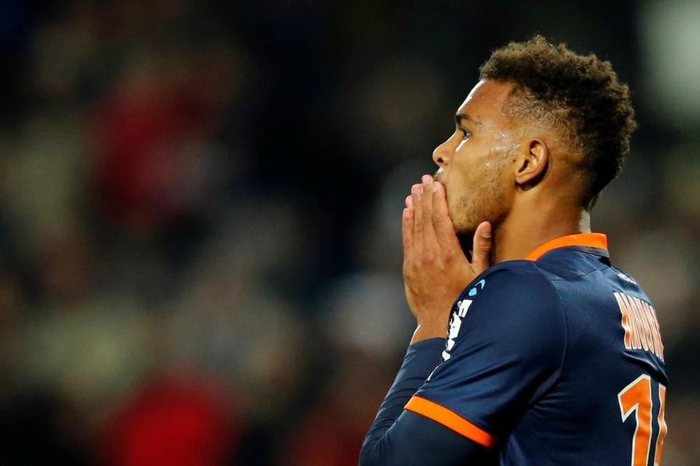 Mounié vers Huddersfield — Montpellier