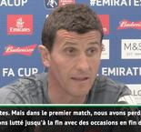 "Gracia : ""C'est possible de battre Manchester City"""