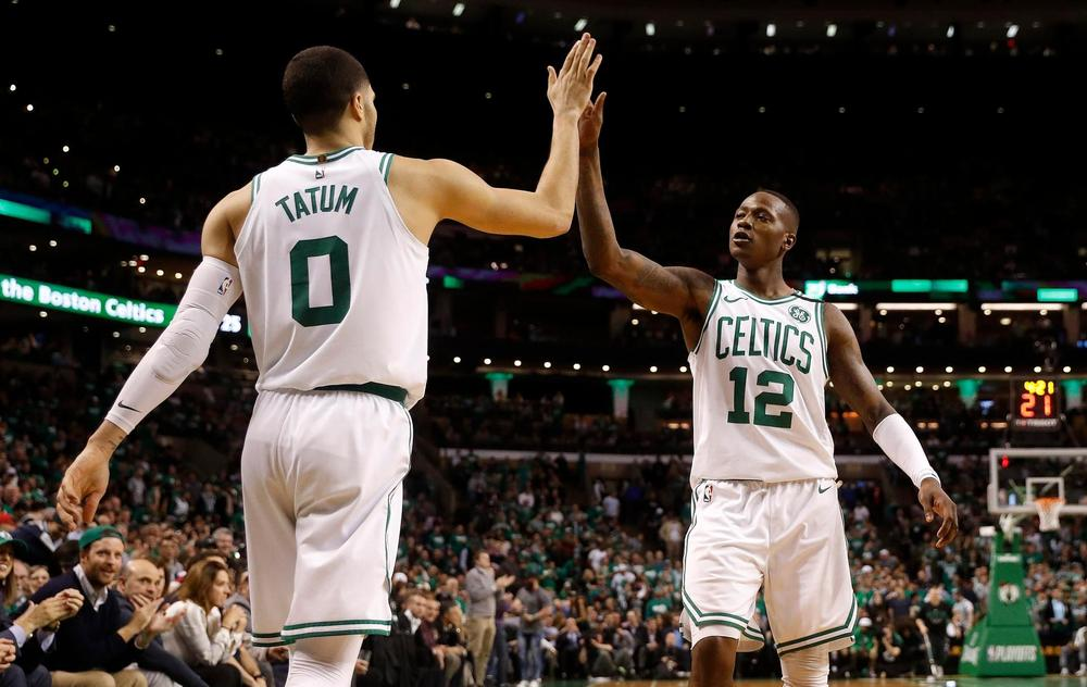 Takeways From Celtics' Game 1 Win Over 76ers