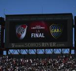 River against Boca very even ... but it should be in Argentina - Cappa