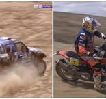 Despres the man to catch after Dakar Rally stage four