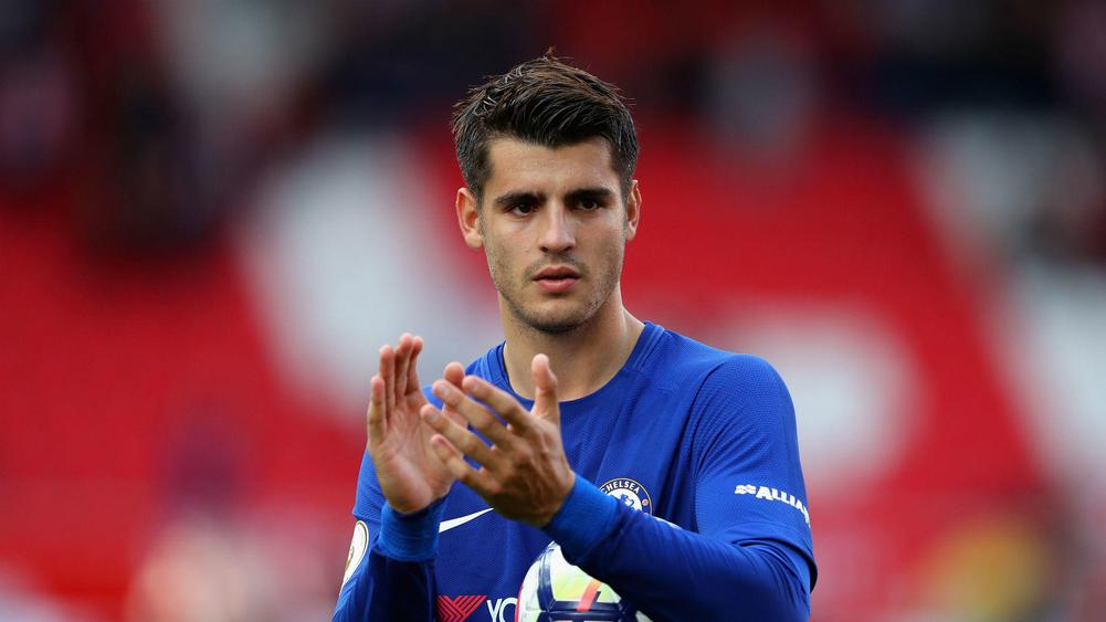 Chelsea 'have sent a message to the Premier League', claims Alvaro Morata