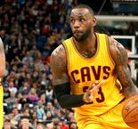 LeBron James on injury-hit Cavs: As long as I'm in the line-up, we have a chance