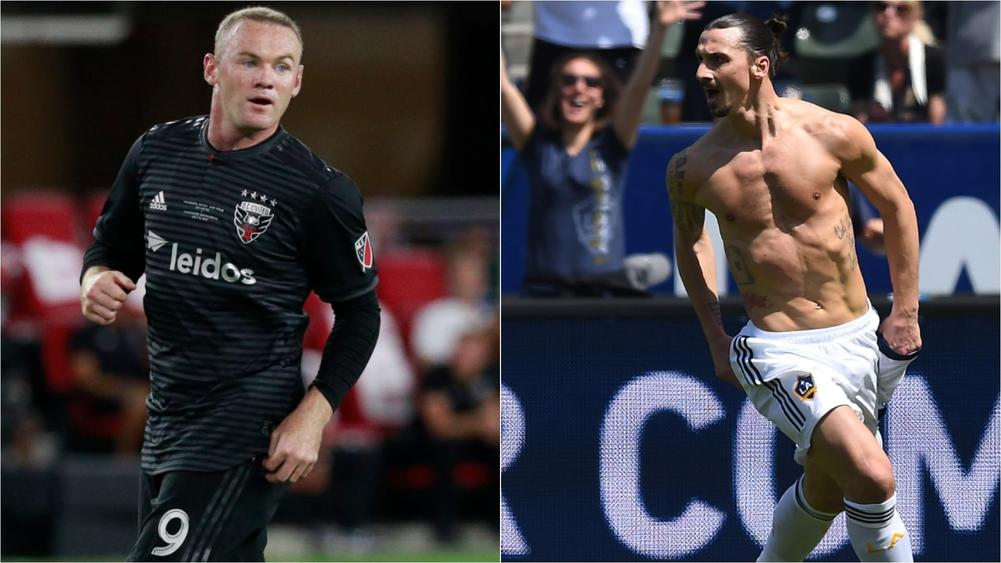 rooney ibrahimovic make shortlist for mls mvp award