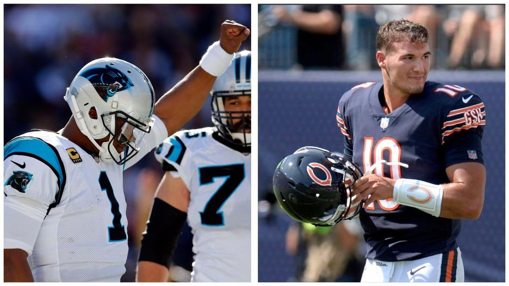Mitchell Trubisky Named Bears Starting QB For Week 5, Mike Glennon Benched