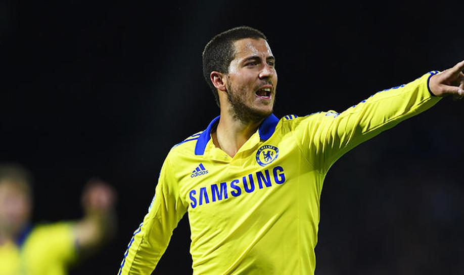14. Eden Hazard (24 years)