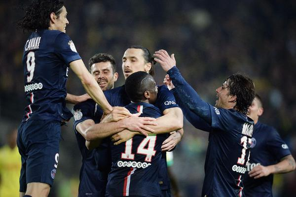 PSG move back to ligue 1 summit