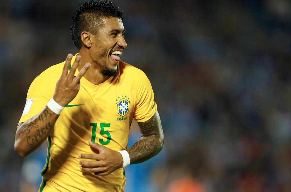Paulinho close to 40m euro Barcelona move