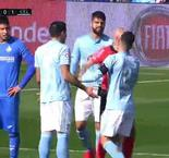Highlights: Jaime Mata Double Leads High-Flying Getafe Past 10-Man Celta
