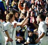 Madrid pull level with Barcelona's record unbeaten mark