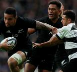 All Blacks: Sans Barrett, au repos, face aux Pumas