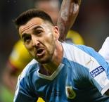 Injured Uruguay star Vecino out of Copa America