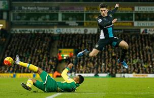BPL: Norwich City 1 – 1 Arsenal