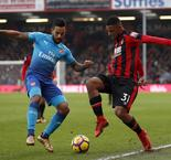 Premier League: AFC Bournemouth 2 Arsenal 1