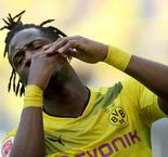 Batshuayi's season 'probably over' for Dortmund