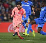 Is this the pass of the season from Lionel Messi?