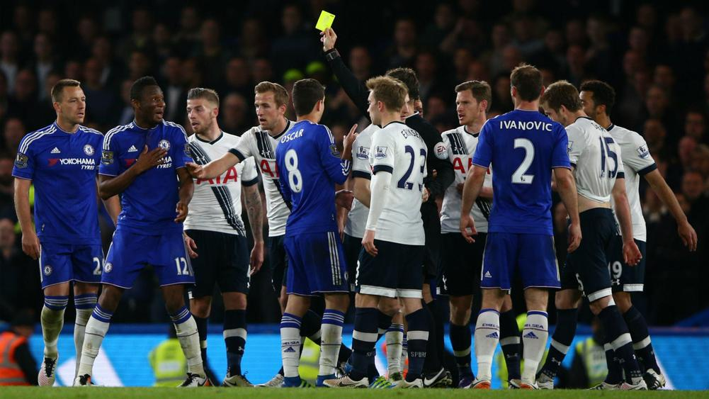 Clattenburg: I allowed Tottenham to self-destruct